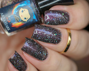 Esmaltes da Kelly- Ice and Fire- Arya Stark