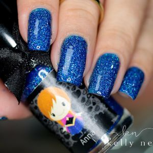 Esmaltes da Kelly- Little Princess- Anna