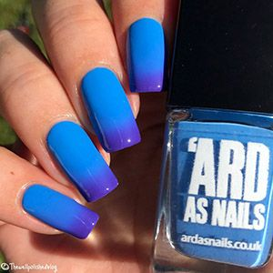 'Ard As Nails- Thermal- Manhattan Skyline