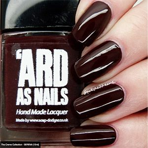 Ard As Nails- Creme- Serena