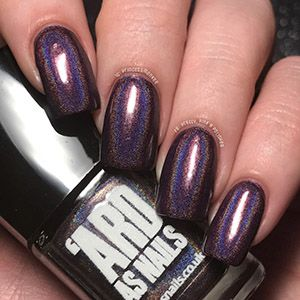 COMING SOON!  'Ard As Nails- Here Come the Boys- Violaceous Dream