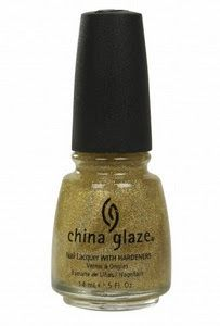 China Glaze- Golden Enchantment
