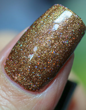Esmaltes da Kelly- Ice and Fire- Brienne de Tarth