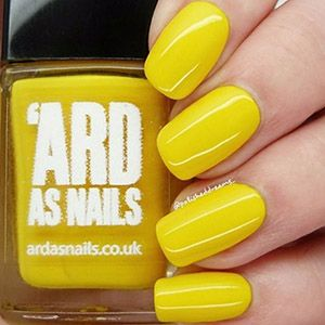 COMING SOON!  'Ard As Nails- Creme- Banana Smoothie