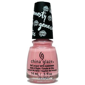 China Glaze- My Little Pony- Sweet as Pinkie Pie
