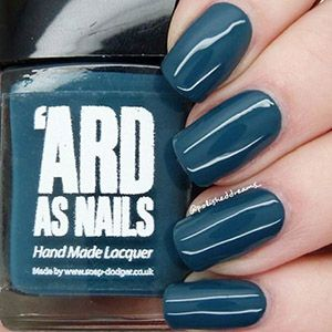 Ard As Nails- Creme- Abigail