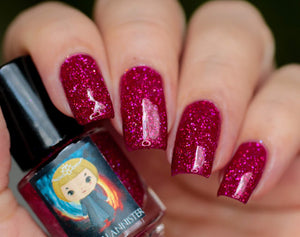 Esmaltes da Kelly- Ice and Fire- Cersei Lannister