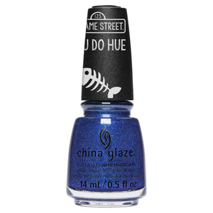 China Glaze- Sesame Street You Do Hue- Grover It
