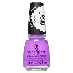 China Glaze- Sesame Street You Do Hue- I Count Even...