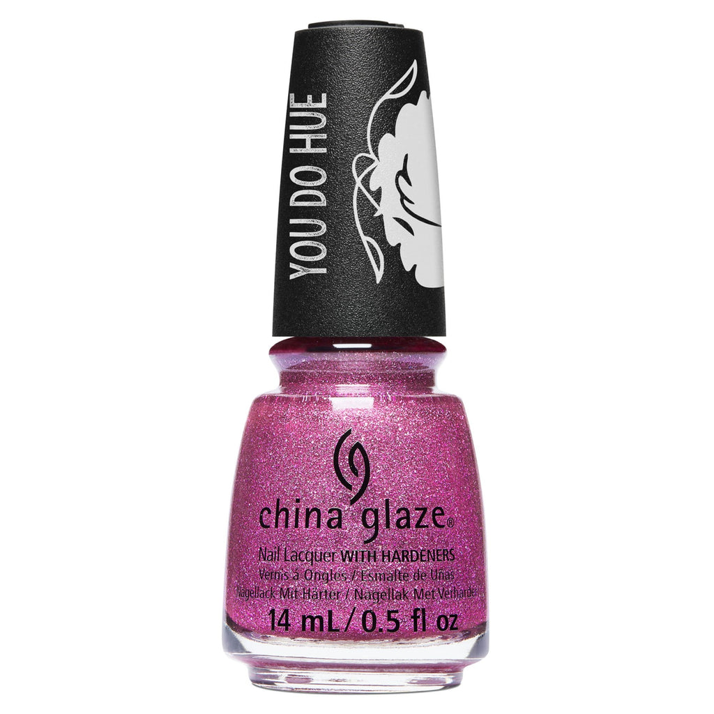 China Glaze- Sesame Street You Do Hue- Monsterpiece