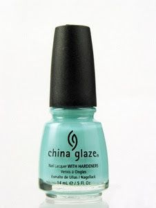 China Glaze- For Audrey