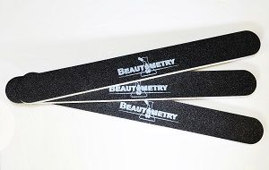 Beautometry Nail Files- 3 pack