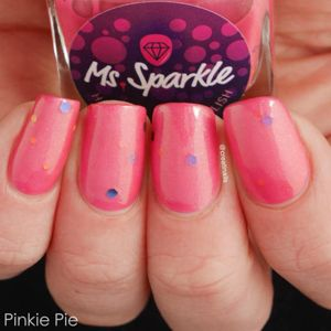 Ms. Sparkle- Friendship is Magic- Pinkie Pie