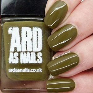 Ard As Nails- Creme- Missy