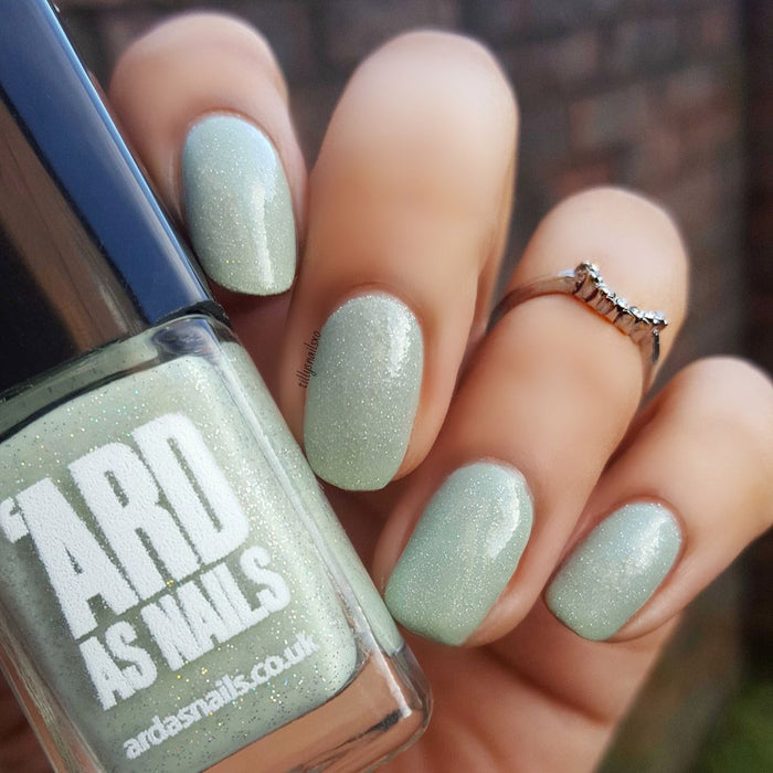 'Ard As Nails- Skies- Green Flash