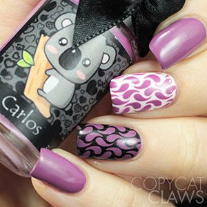 Esmaltes da Kelly- Animals- Carlos