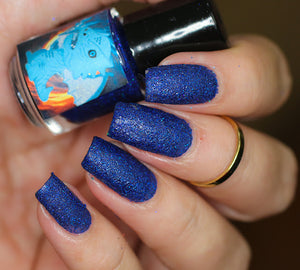 Esmaltes da Kelly- Ice and Fire- Ice Dragon