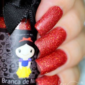 Esmaltes da Kelly- Little Princess- Snow White