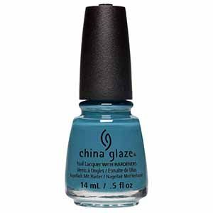 China Glaze- Street Regal- Just a Little Embellishment