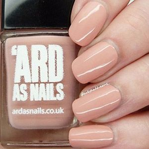 Ard As Nails- Creme- Dreamy