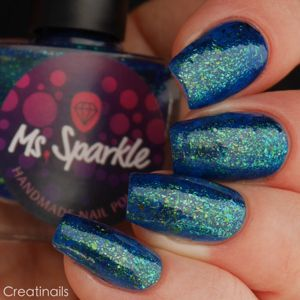 Ms. Sparkle- Beautometry Exclusive- Mermaids Do Tell Dead Men's Tales
