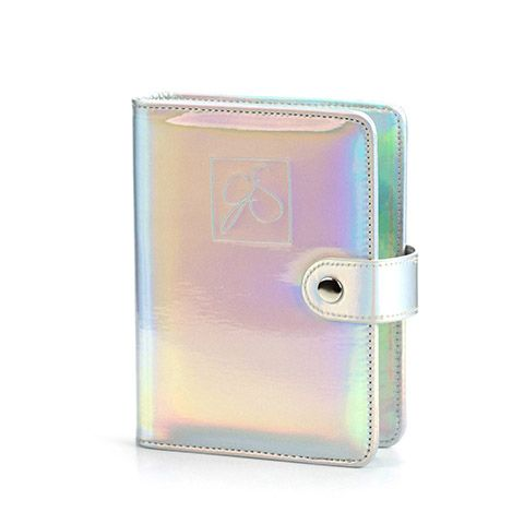 Clear Jelly Stamper- Accessories - Large Holo Plate Holder (Silver)