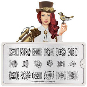 MoYou London- Steampunk- 4