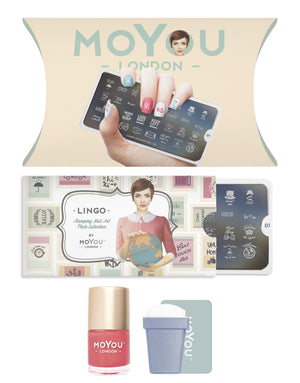 MoYou London- Starter Kit - Lingo
