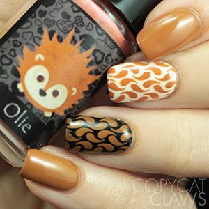 Esmaltes da Kelly- Animals- Olie