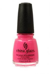 China Glaze- Shocking Pink
