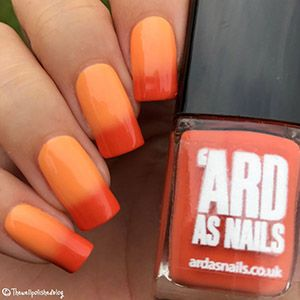 COMING SOON!  'Ard As Nails- Cocktail- Tequila Sunrise