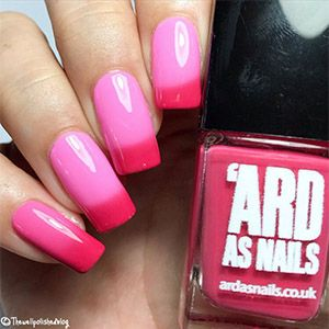 COMING SOON!  'Ard As Nails- Cocktail- Cosmopolitan