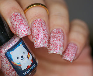 Esmaltes da Kelly- Ice and Fire- Fantasma