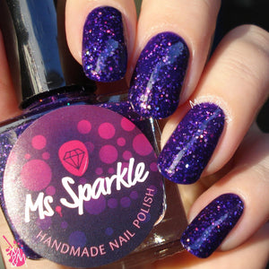 Ms. Sparkle- Moonlight Flight- Granny