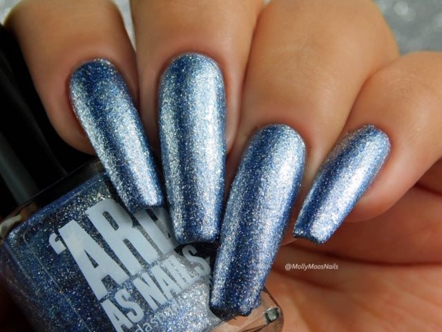 'Ard As Nails- Oh So Sparkly- Glacial Shift