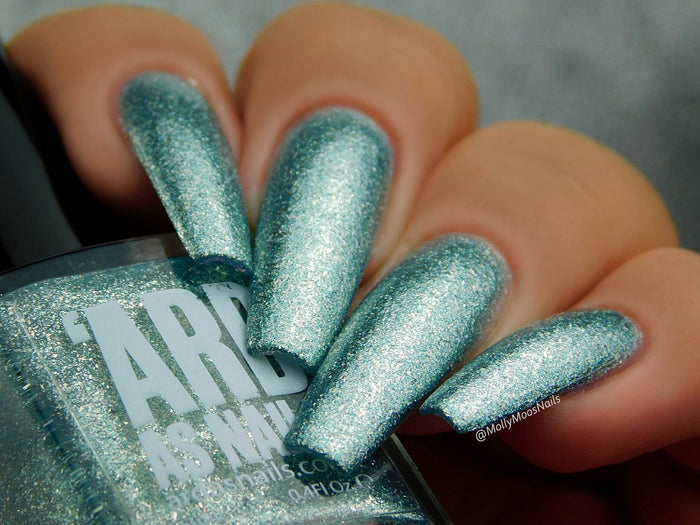 'Ard As Nails- Oh So Sparkly- Peppermint Panache