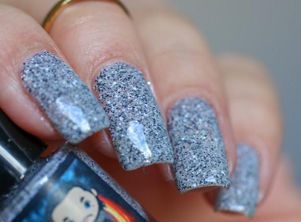 Esmaltes da Kelly- Ice and Fire- Jon Snow