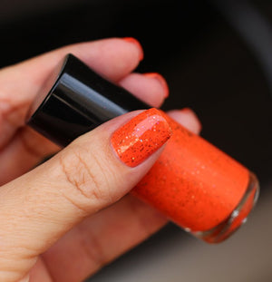 Esmaltes da Kelly- Summer 2019- Caqui (Persimmon)