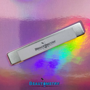 Bar Magnet for Nail polish. Available in the US and Canada at www.beautometry.com.