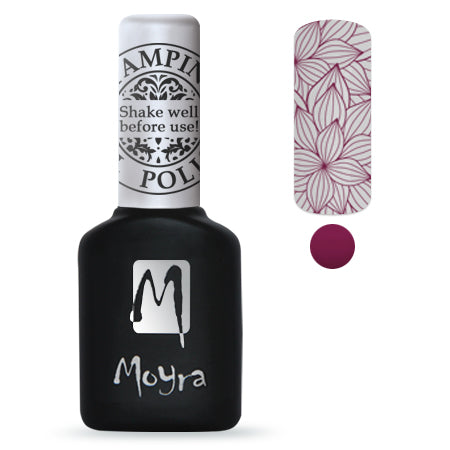 Moyra Stamping Gel Polish- Berry SGP04