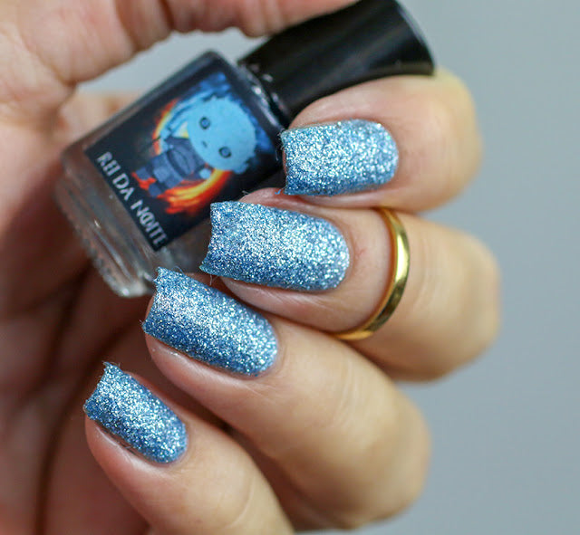 Esmaltes da Kelly- Ice and Fire- Rei Da Noite