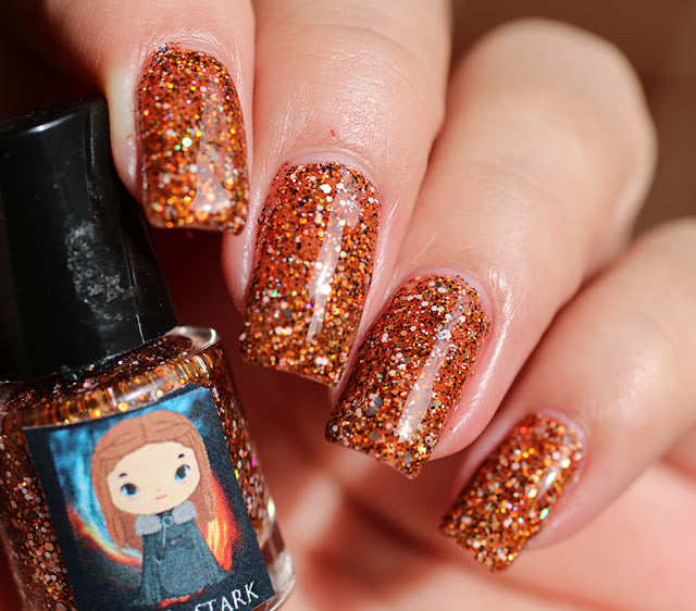 Esmaltes da Kelly- Ice and Fire- Sansa Stark