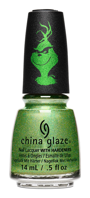 China Glaze- The Grinch- Grinchworthy