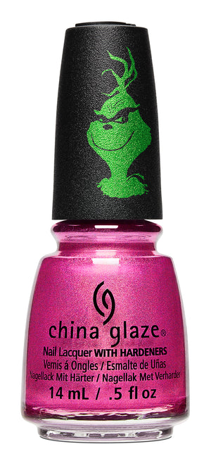 China Glaze- The Grinch- Who Wonder