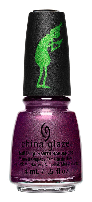 China Glaze- The Grinch- You're a Mean One