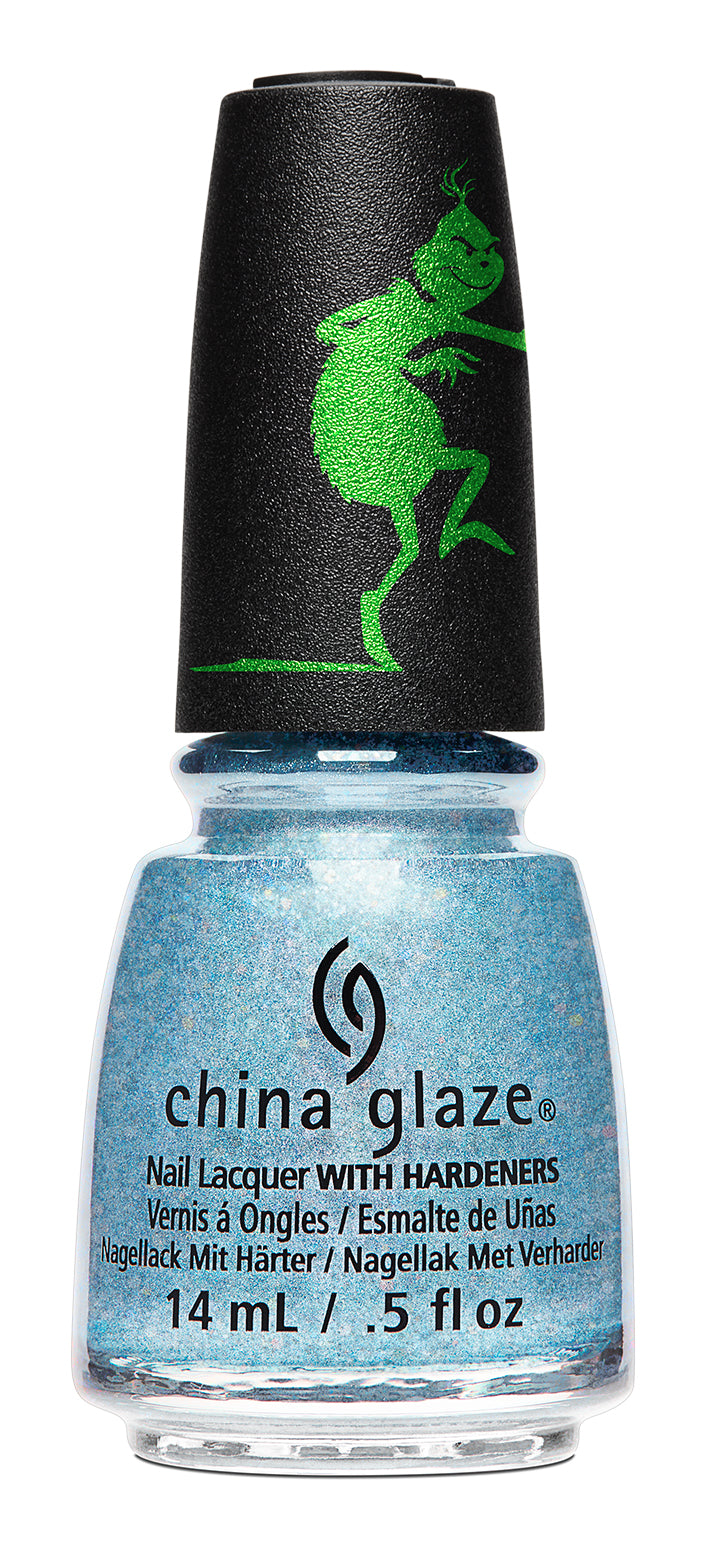 China Glaze- The Grinch- Deliciously Wicked