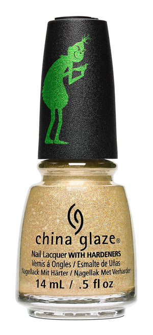 China Glaze- The Grinch- Merry Whatever
