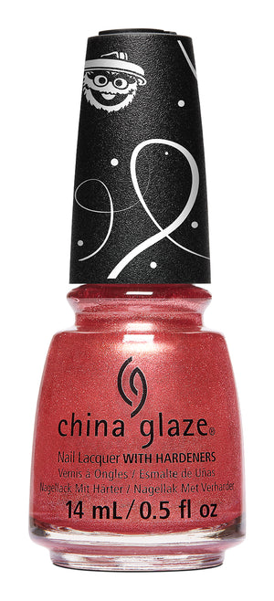 China Glaze- Sesame Street Holiday- Giggling All the Way