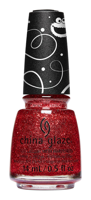 China Glaze- Sesame Street Holiday- On the Nice List