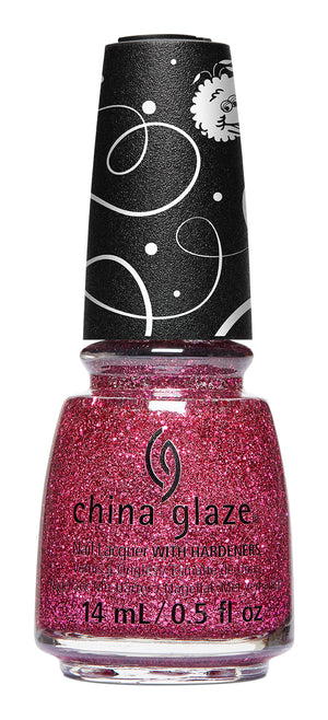China Glaze- Sesame Street Holiday- Gift Fur You